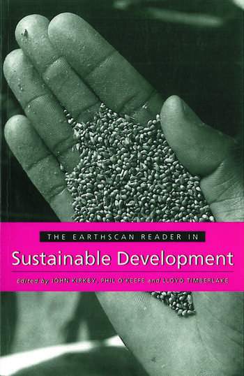 The Earthscan Reader in Sustainable Development book cover