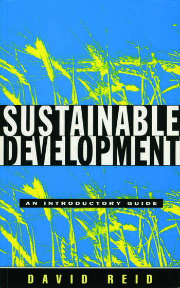 Sustainable Development An Introductory Guide book cover