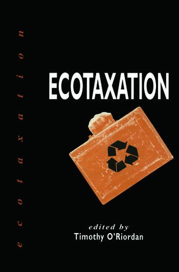 Ecotaxation book cover