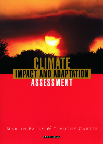Climate Impact and Adaptation Assessment The IPCC Method book cover