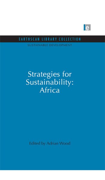 Strategies for Sustainability: Africa book cover
