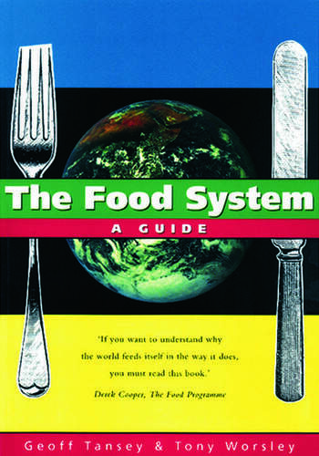 The Food System book cover