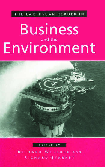 The Earthscan Reader in Business and the Environment book cover