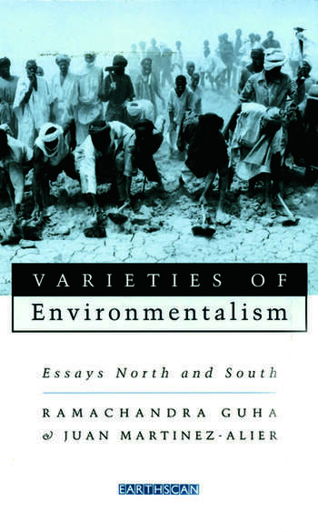 Varieties of Environmentalism Essays North and South book cover