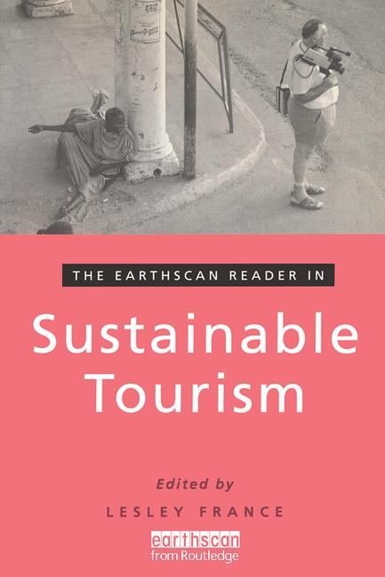 The Earthscan Reader in Sustainable Tourism book cover