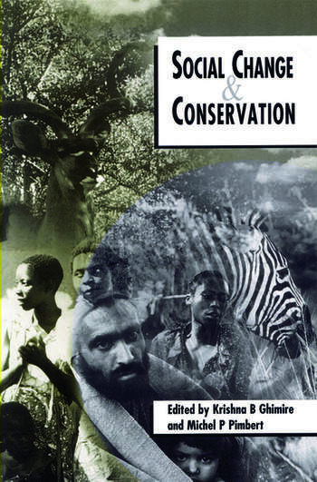Social Change and Conservation book cover
