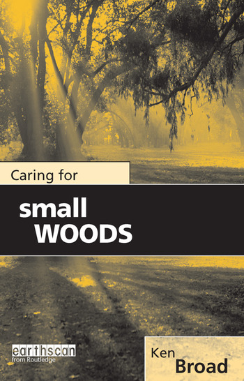 Caring for Small Woods book cover