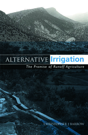 Alternative Irrigation The Promise of Runoff Agriculture book cover
