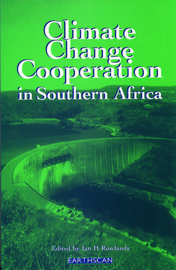 Climate Change Cooperation in Southern Africa book cover