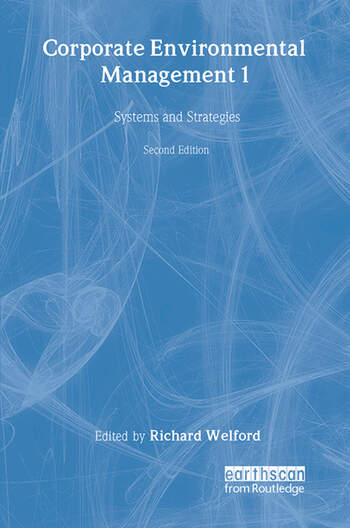 Corporate Environmental Management 1 Systems and strategies book cover