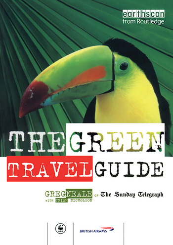 The Green Travel Guide book cover