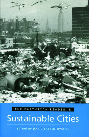 The Earthscan Reader in Sustainable Cities book cover