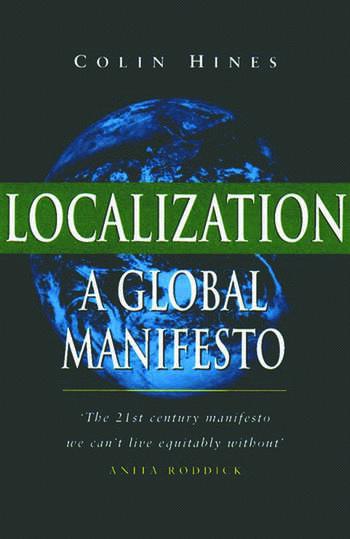 Localization A Global Manifesto book cover