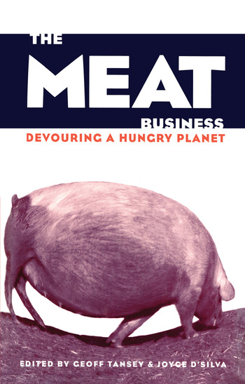 The Meat Business Devouring a Hungry Planet book cover