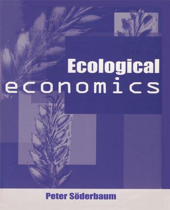 Ecological Economics Political Economics for Social and Environmental Development book cover