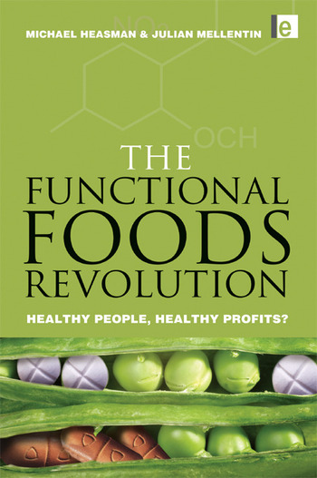 The Functional Foods Revolution Healthy People, Healthy Profits book cover