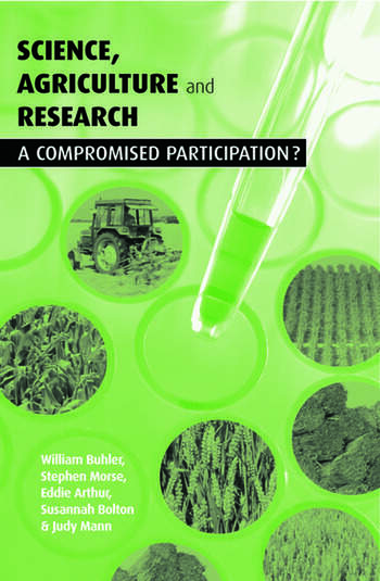 Science Agriculture and Research A Compromised Participation book cover