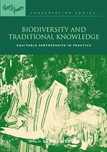 Biodiversity and Traditional Knowledge Equitable Partnerships in Practice book cover