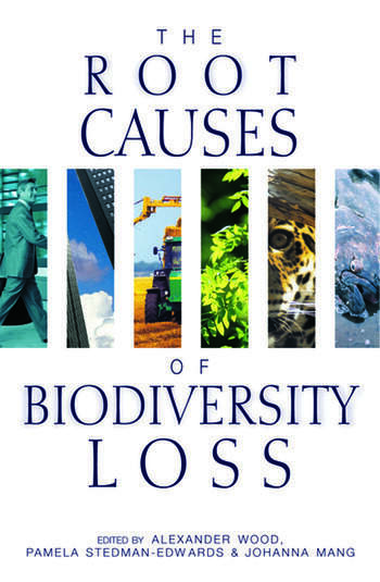 The Root Causes of Biodiversity Loss book cover