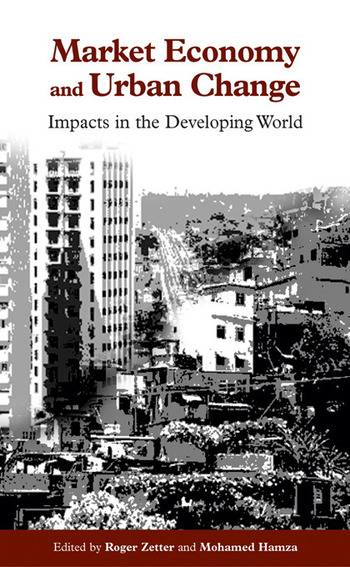 Market Economy and Urban Change Impacts in the Developing World book cover