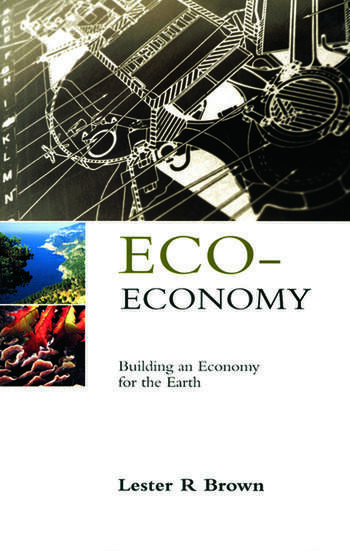 Eco-Economy Building an Economy for the Earth book cover