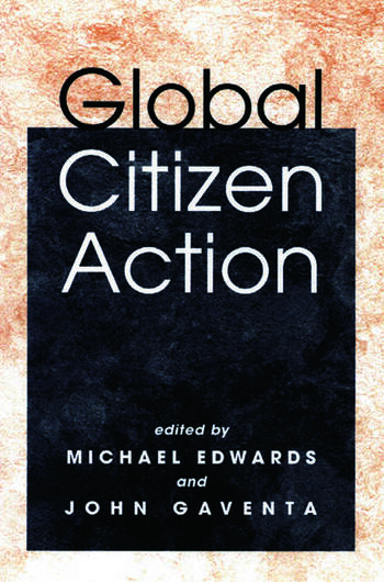 Global Citizen Action book cover
