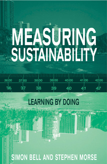 Measuring Sustainability Learning From Doing book cover