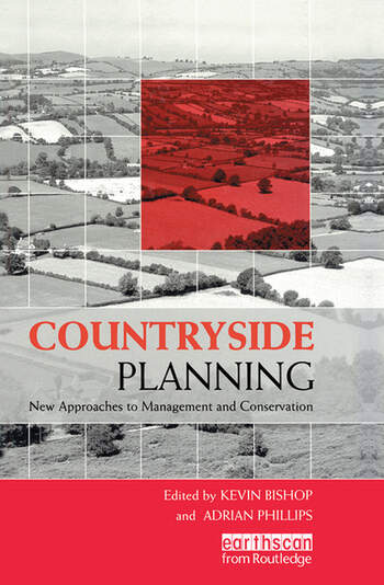 Countryside Planning New Approaches to Management and Conservation book cover