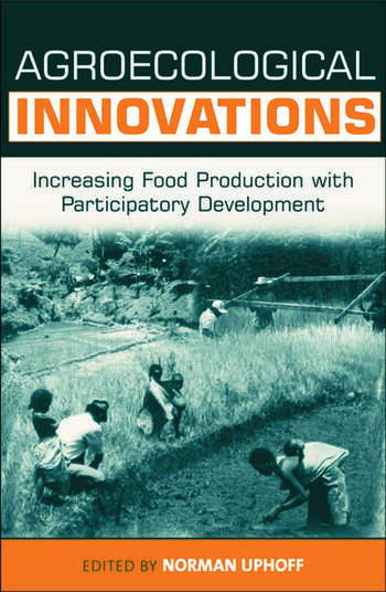 Agroecological Innovations Increasing Food Production with Participatory Development book cover