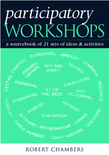 Participatory Workshops A Sourcebook of 21 Sets of Ideas and Activities book cover