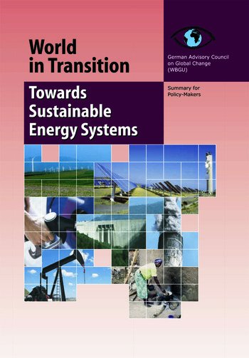 World in Transition 3 Towards Sustainable Energy Systems book cover