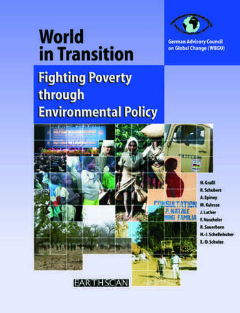 World in Transition 4 Fighting Poverty through Environmental Policy book cover