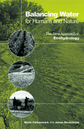 Balancing Water for Humans and Nature The New Approach in Ecohydrology book cover