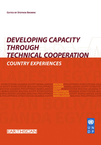 Developing Capacity Through Technical Cooperation Country Experiences book cover