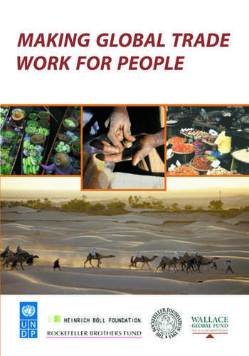 Making Global Trade Work for People book cover