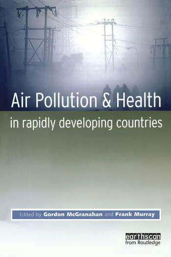 Air Pollution and Health in Rapidly Developing Countries book cover