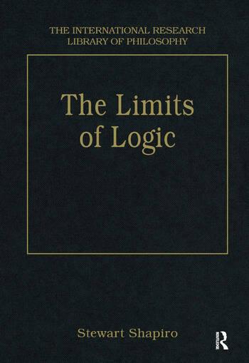 The Limits of Logic Higher-Order Logic and the Löwenheim-Skolem Theorem book cover