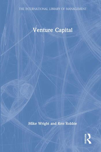 Venture Capital book cover