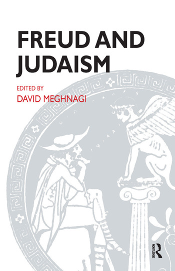 Freud and Judaism book cover