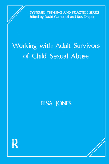 Working with Adult Survivors of Child Sexual Abuse book cover