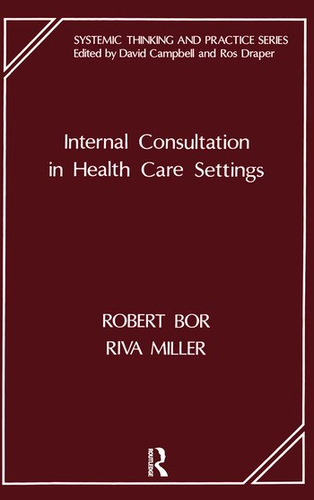 Internal Consultation in Health Care Settings book cover