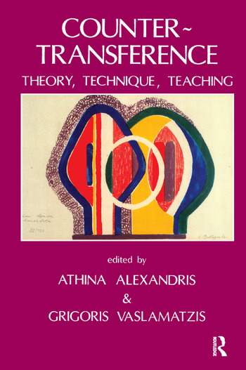 Countertransference Theory, Technique, Teaching book cover