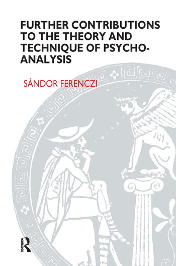 Further Contributions to the Theory and Technique of Psycho-analysis book cover
