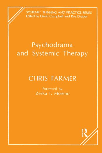 Psychodrama and Systemic Therapy book cover