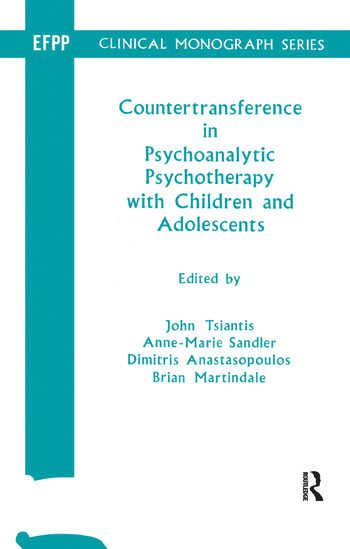 Countertransference in Psychoanalytic Psychotherapy with Children and Adolescents book cover
