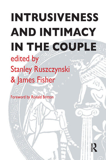 Intrusiveness and Intimacy in the Couple book cover