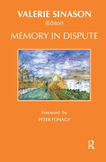 Memory in Dispute book cover