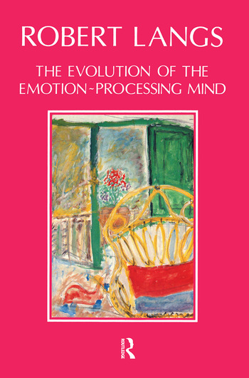 The Evolution of the Emotion-Processing Mind book cover