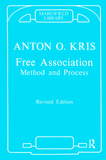 Free Association Method and Process book cover