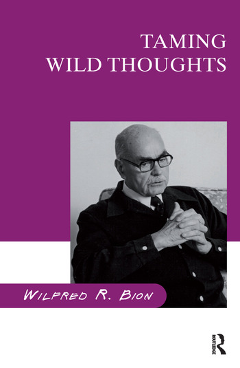 Taming Wild Thoughts book cover